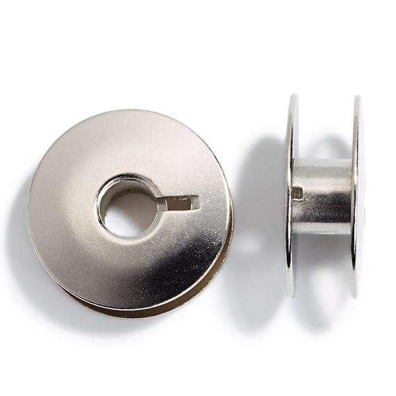 Prym Nähmaschinenspulen für Umlaufgreifer 611352 Metall nähen Nähzubehör Spulen